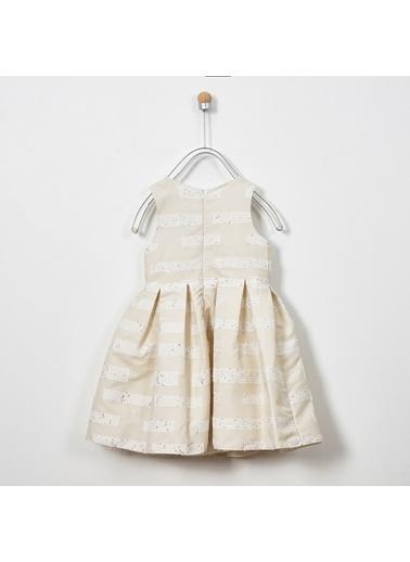 Panço Abiye Elbise 19126106100 Bej